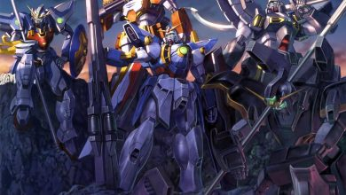 Photo of Mobile Suit Gundam Wing