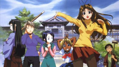 Photo of Love Hina