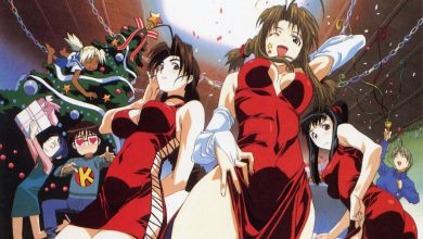 Photo of Love Hina Christmas Movie