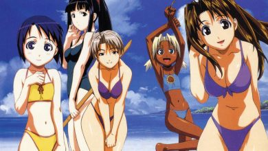 Photo of Love Hina Spring Movie