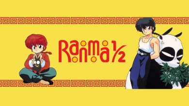 Photo of Ranma ½