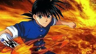 Photo of Flame of Recca