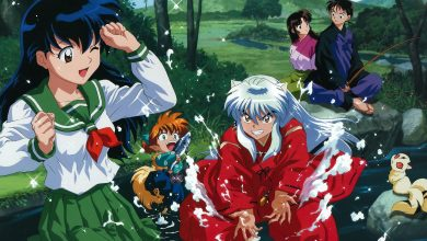 Photo of InuYasha