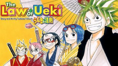 Photo of The Law of Ueki