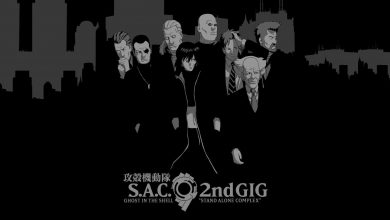 Photo of Ghost in the Shell S.A.C. 2nd GIG