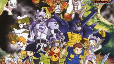 Photo of Digimon Frontier