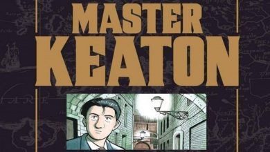 Photo of Master Keaton