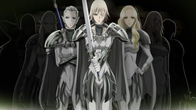 Photo of Claymore