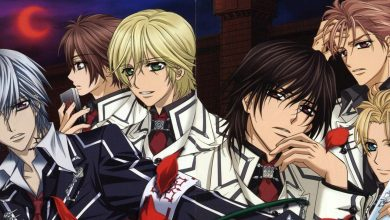 Photo of Vampire Knight