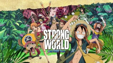 Photo of One Piece M10 – Strong World