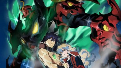 Photo of Gurren Lagann M2 – The Lights in the Sky are Stars