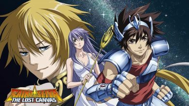 Photo of Saint Seiya – The Lost Canvas
