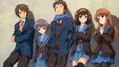 Photo of The Disappearance of Haruhi Suzumiya