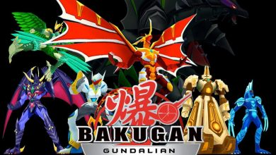 Photo of Bakugan – Gundalian Invaders