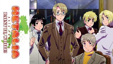 Photo of Hetalia Axis Powers – Paint it, White!