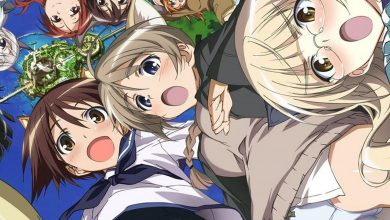 Photo of Strike Witches the Movie