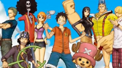 Photo of One Piece M11 – Straw Hat Chase