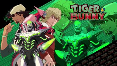 Photo of Tiger & Bunny Movie 1