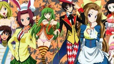 Photo of Code Geass – Nunnally in Wonderland