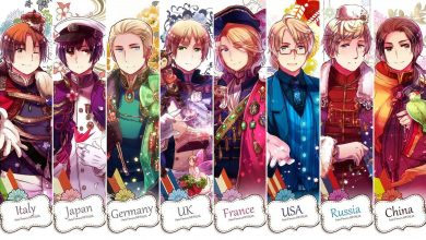 Photo of Hetalia – The Beautiful World