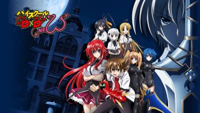 Photo of High School DxD New