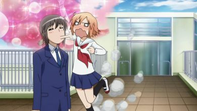 Photo of The Troubled Life of Miss Kotoura – Haruka no Heya
