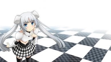Photo of Miss Monochrome – The Animation