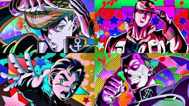Photo of JoJo's Bizarre Adventure – Stardust Crusaders