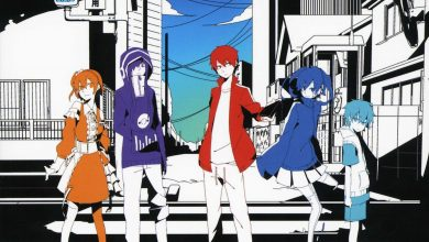 Photo of Mekakucity Actors