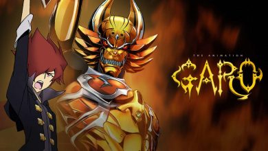 Photo of Garo – The Animation