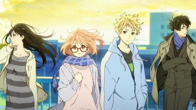 Photo of Beyond the Boundary – Shinonome