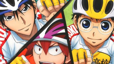 Photo of Yowamushi Pedal – GRANDE ROAD