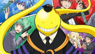 Photo of Assassination Classroom