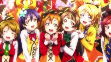 Photo of Love Live! The School Idol Movie