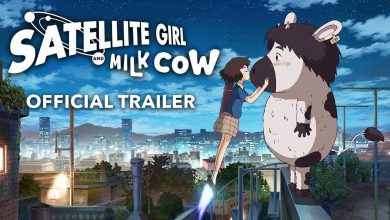 Photo of The Satellite Girl and Milk Cow