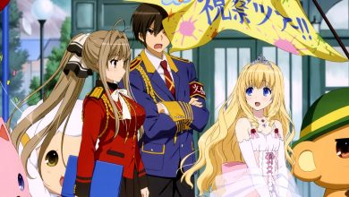Photo of Amagi Brilliant Park – No Time to Take It Easy!