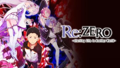 Photo of Re;ZERO -Starting Life in Another World-