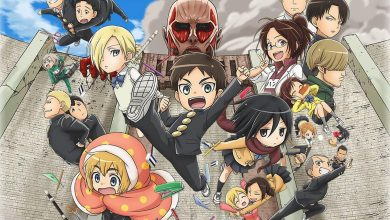 Photo of Attack on Titan – Junior High