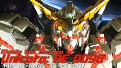 Photo of MOBILE SUIT GUNDAM UNICORN RE -0096