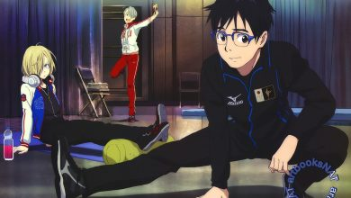 Photo of Yuri!!! On Ice