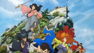 Photo of Lupin III (2015) Specials