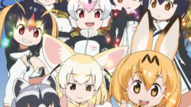 Photo of Kemono Friends