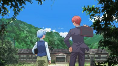 Photo of Assassination Classroom the Movie – 365 Days' Time
