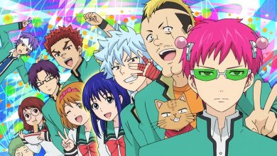 Photo of The Disastrous Life of Saiki K. 2