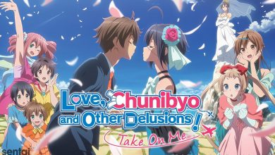 Photo of Love, Chunibyo & Other Delusions – Take on Me
