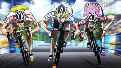 Photo of Yowamushi Pedal – GLORY LINE