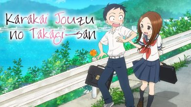Photo of KARAKAI JOZU NO TAKAGI-SAN