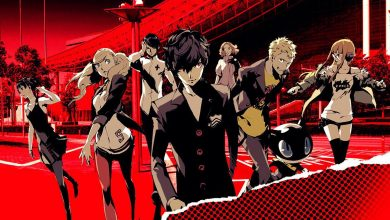 Photo of PERSONA5 the Animation