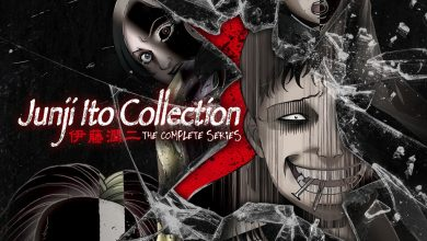 Photo of Junji Ito Collection