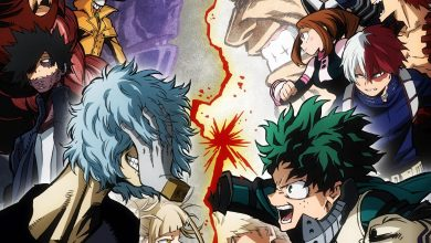 Photo of My Hero Academia Season 3